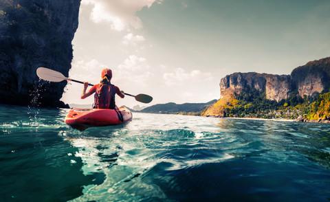 boat rafting