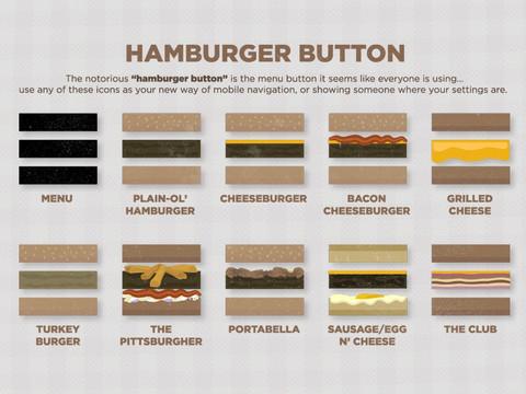 https://dribbble.com/shots/852180-Hamburger-Buttons