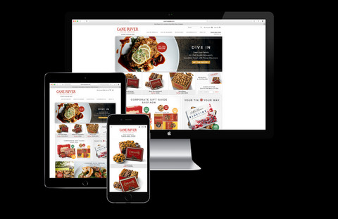 Desktop, tablet, and smartphone modes ensure this website is fully responsive.