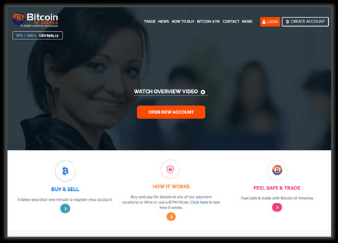Before redesign: Homepage